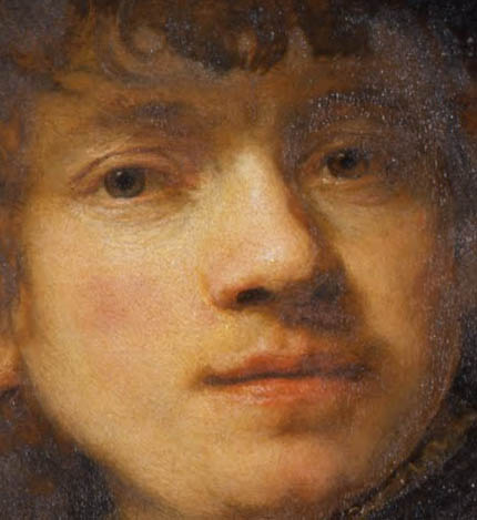 Self-Portrait as a Young Man (1634-d-2)