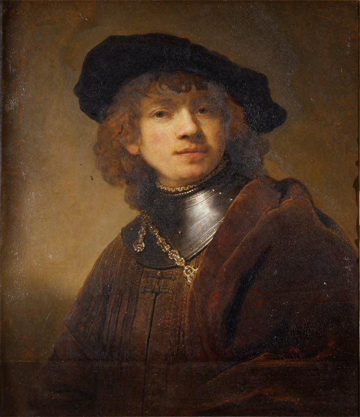 Self-Portrait as a Young Man (1634)