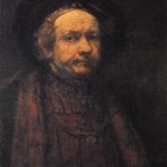 Self-Portrait as an Old Man (c. 1664)