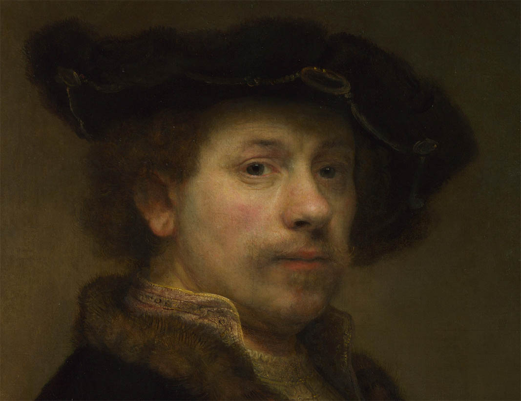Self Portrait at the Age of 34 (1640-d-1)