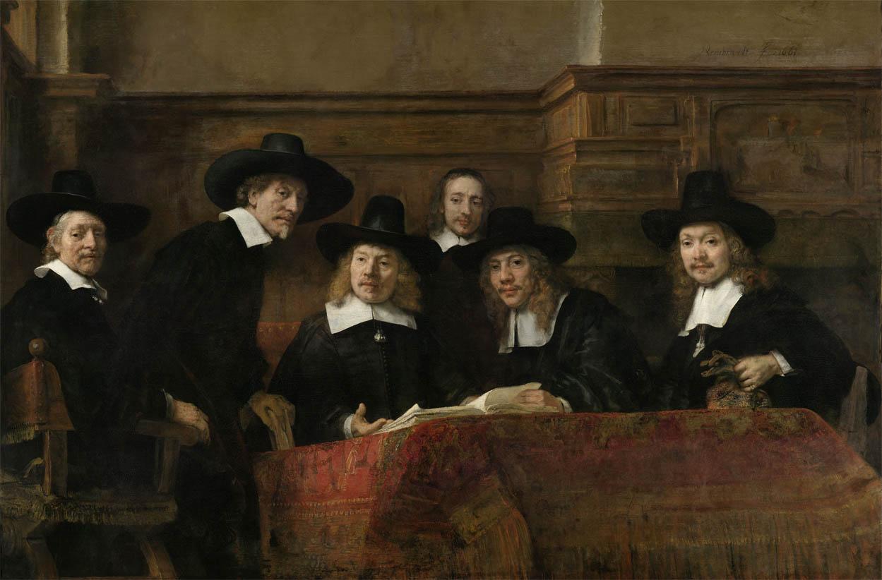 Staalmeesters (1662)