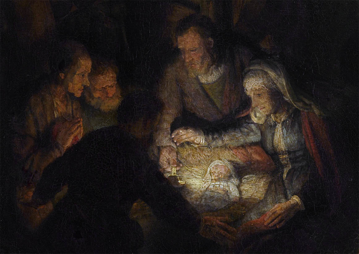 The Adoration of the Shepherds (1646-d-1)