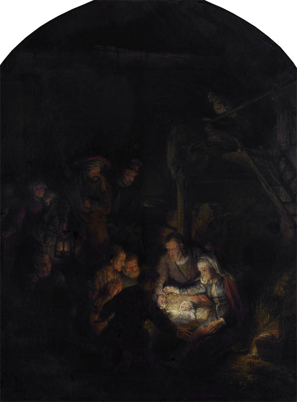 The Adoration of the Shepherds (1646)