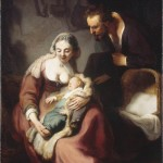 The Holy Family (1633-1634)