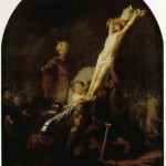 The Raising of the Cross (c 1633)