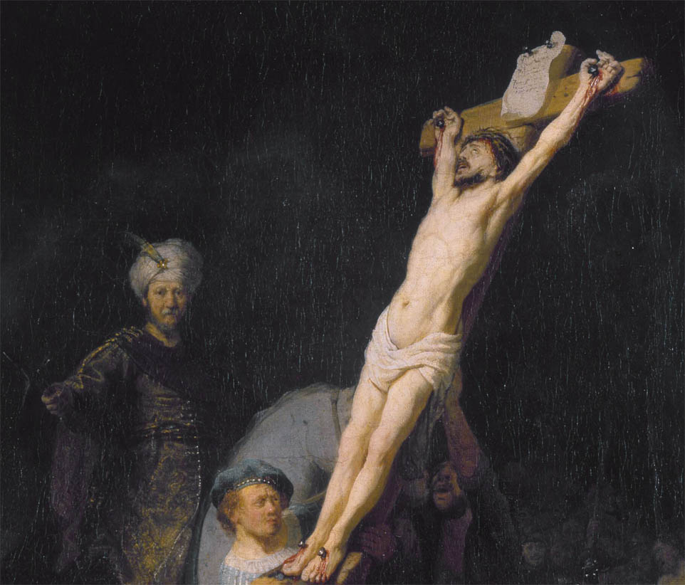 The Raising of the Cross (c 1633-d-1)