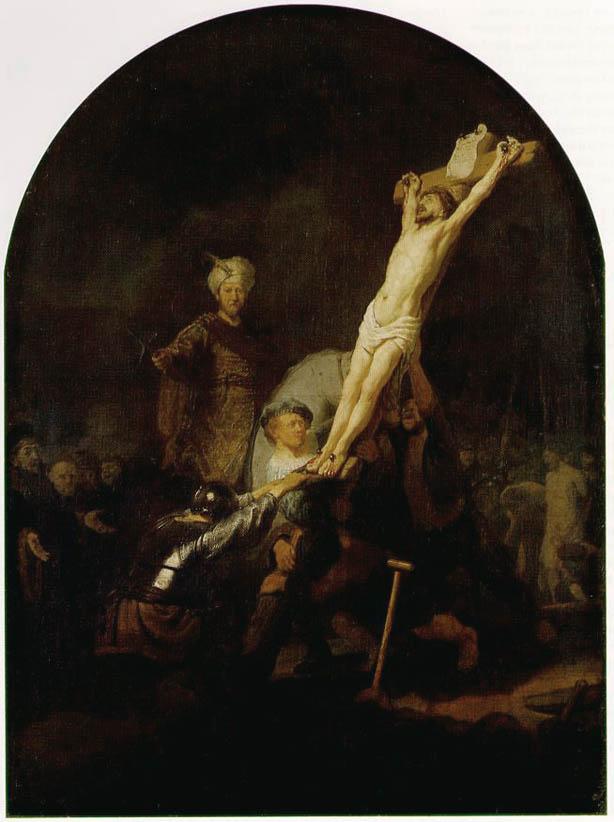 The Raising of the Cross (c 1633)