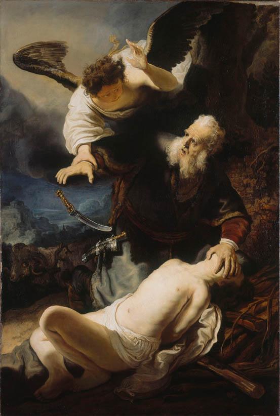 The Sacrifice of Isaac (1636)