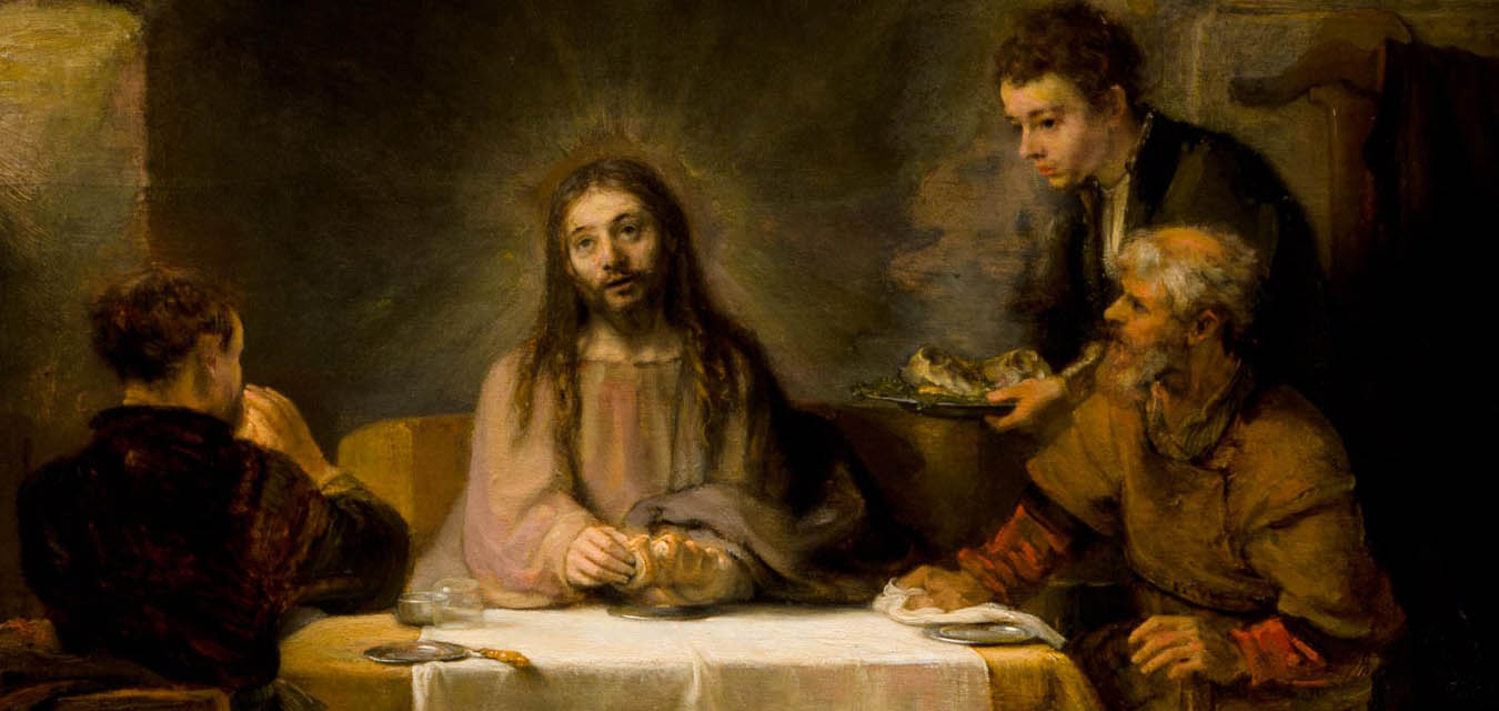 The Supper at Emmaus (1648-d-1)