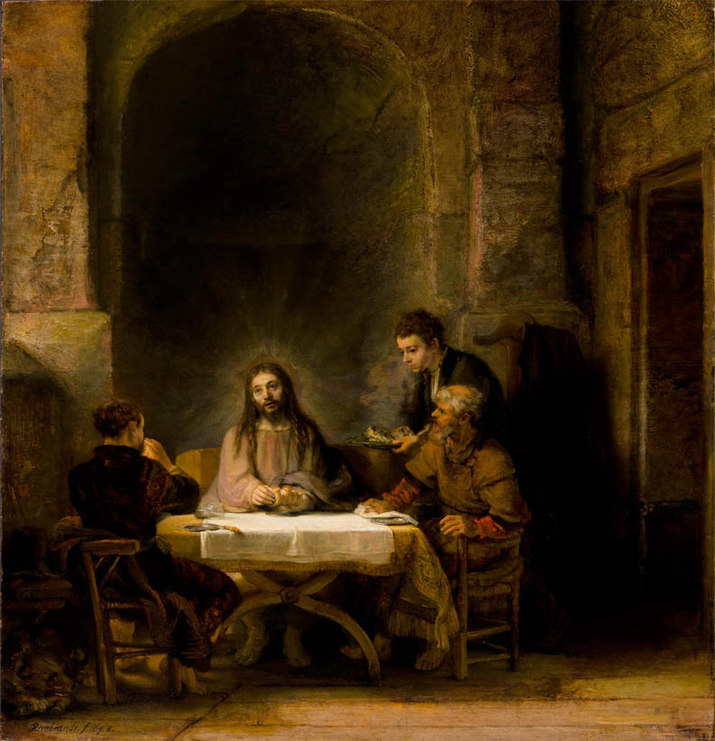 The Supper at Emmaus (1648)