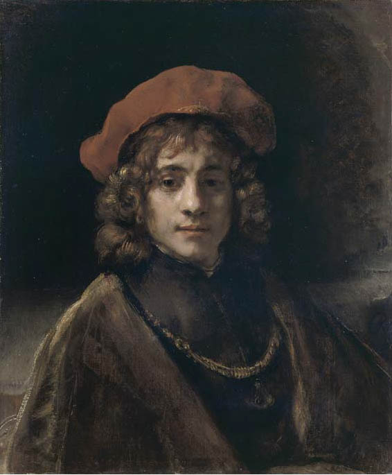 Titus, the Artist's Son (c 1657)
