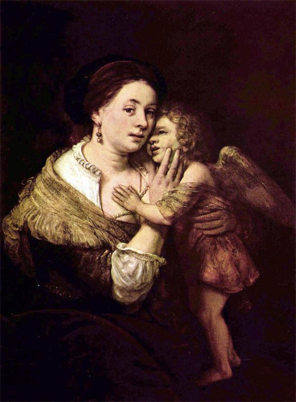 Venus and Cupid (1657)