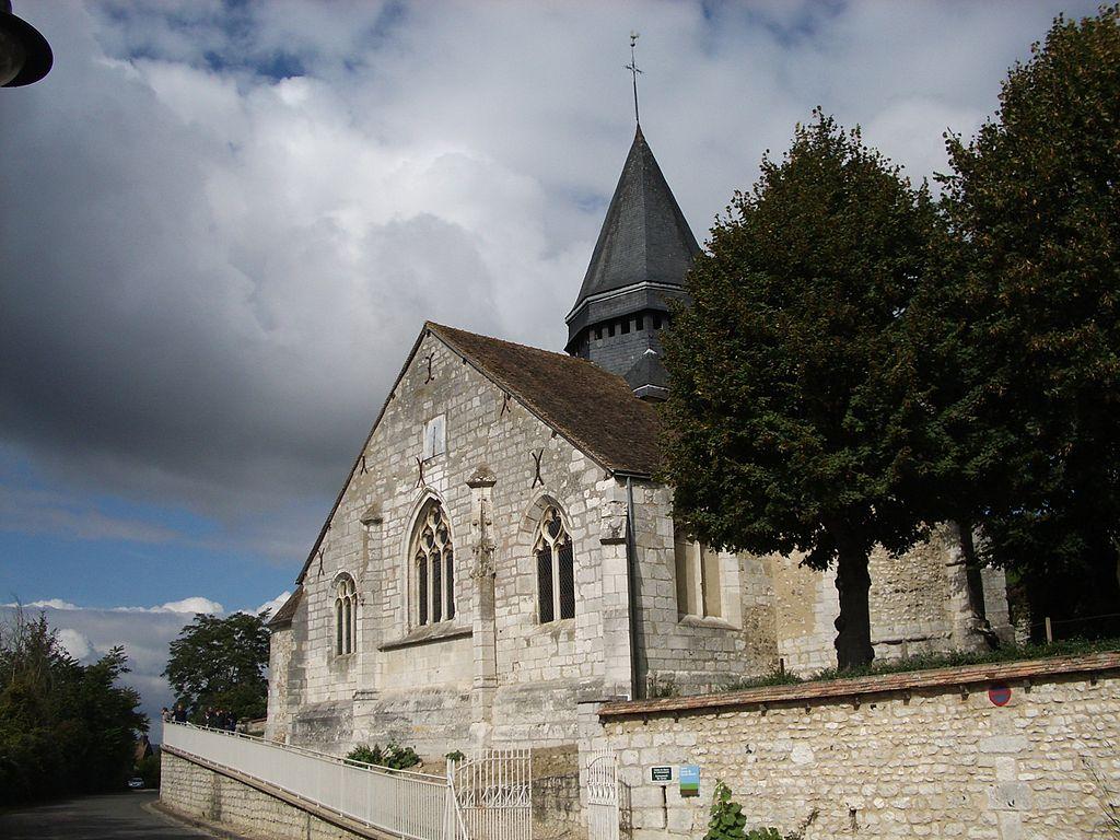 Église Sainte Radegonde (Giverny)