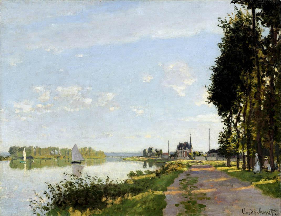 Argenteuil (c 1872)