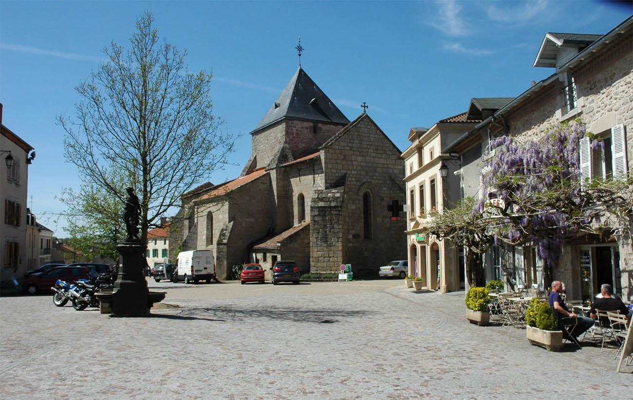 Bessines-sur-Gartempe (France)