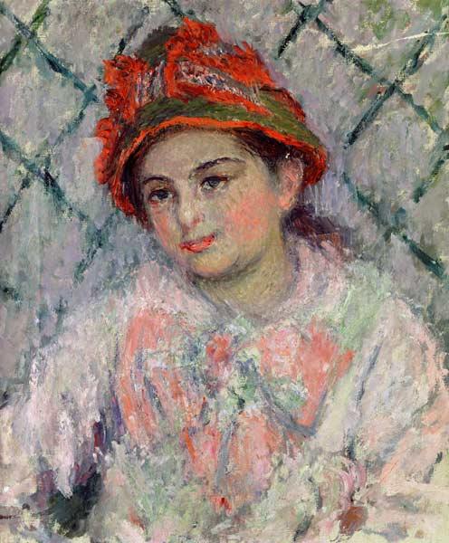 Blanche Hoschedé Monet