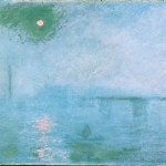 Charing Cross Bridge, Brouillard sur la Tamise (1903)