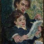 Georges Rivière et Marguerite Legrand (1876-1877)