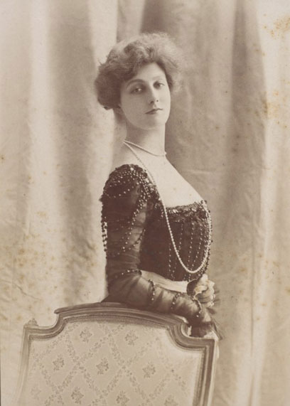 Henriette Henriot by Reutlinger 1910s