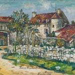 La Croix du Breuil (1923)