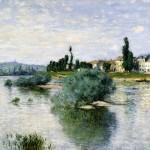 La Seine à Lavacourt (1880)