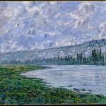 La Seine à Vétheuil (1880)