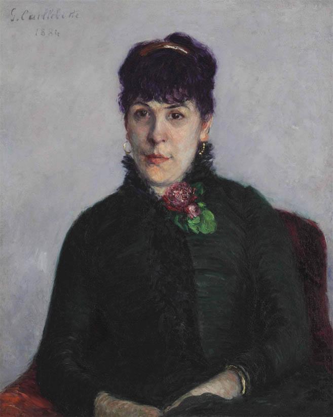 La femme à la rose (1884)