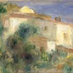 La maison de la poste à Cagnes (1906-1907)