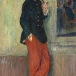 Le jeune soldat (c 1880)