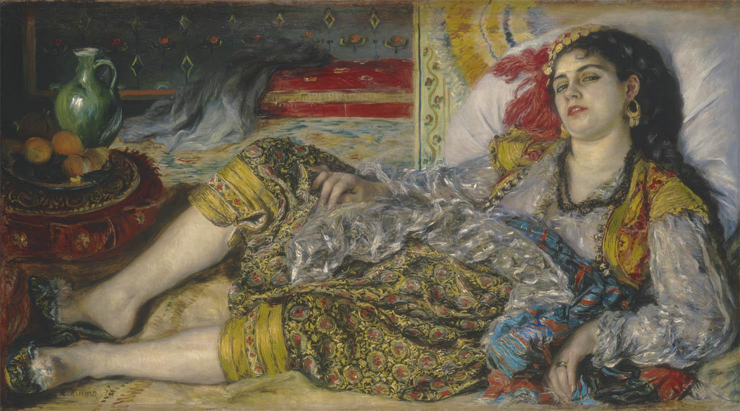 L'odalisque (1870)