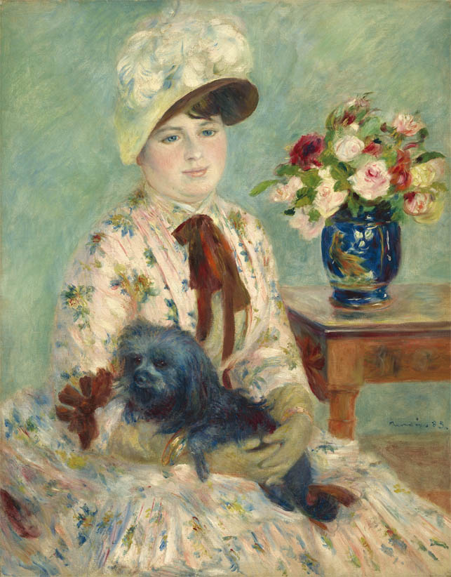 Mademoiselle Charlotte Berthier (1883)