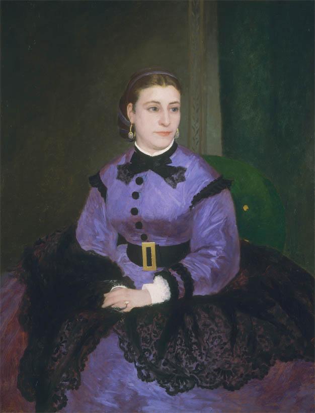 Mademoiselle Sicot (1865)