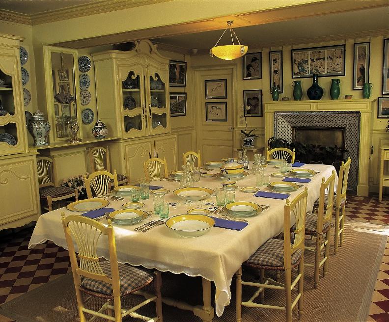 Maison de Claude Monet (007)