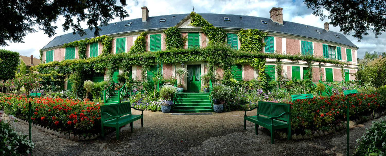 Maison Et Jardins De Claude Monet Giverny The Ark Of Grace
