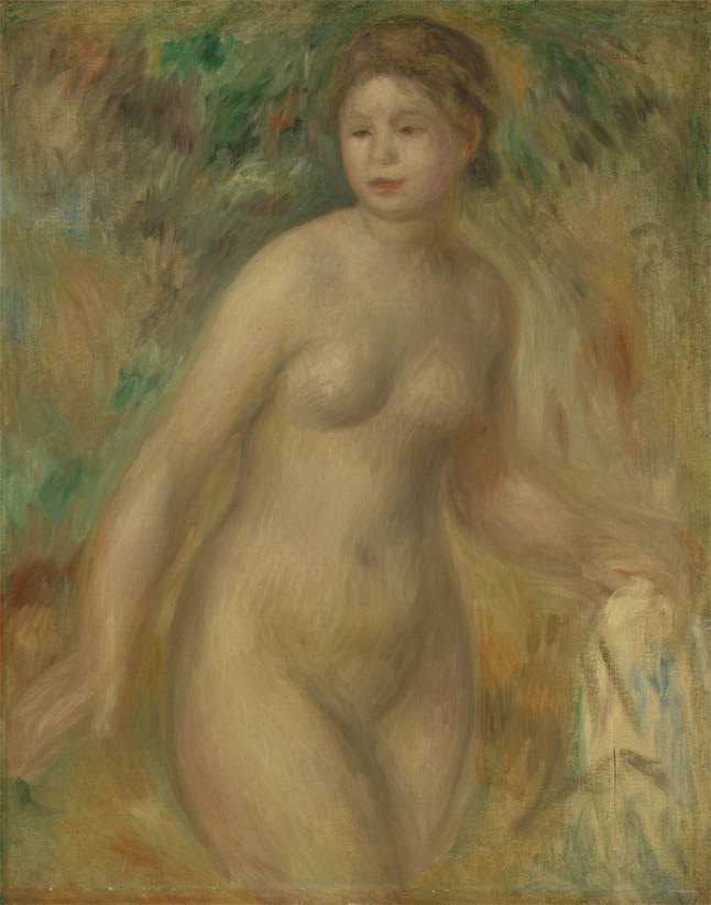 Nu (c. 1895)