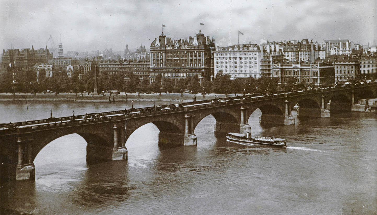 Old Waterloo Bridge