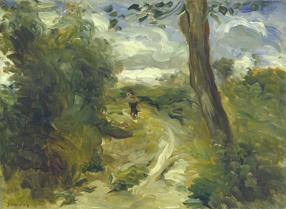 Paysage entre tempêtes (1874-1875)