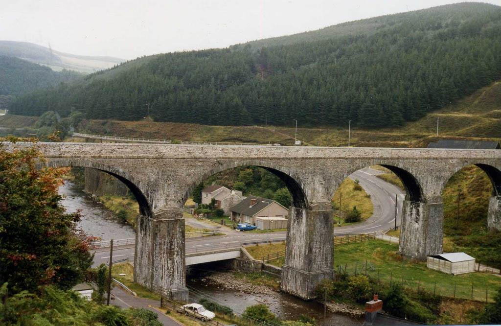 Pontrhydyfen (Wales)