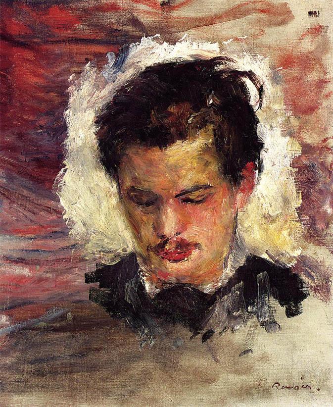 Portrait de Georges Rivière (1880)