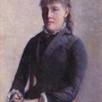 Portrait de Madame Anne-Marie Hagen (1879)