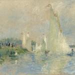 Régates à Argenteuil (1874)