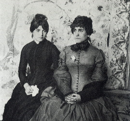 Suzanne Valadon and Jeanne Wenz