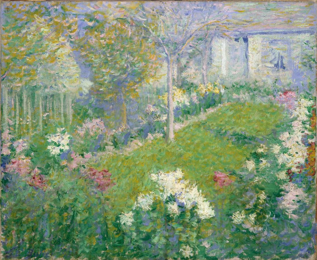 Un Jardin, Maison Baptiste (1895)