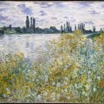 Île aux Fleurs près de Vétheuil (1880)