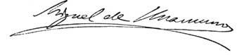 Unamuno_signature
