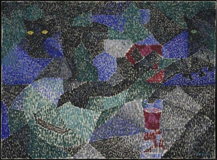 Il gatto nero (1910-1911)