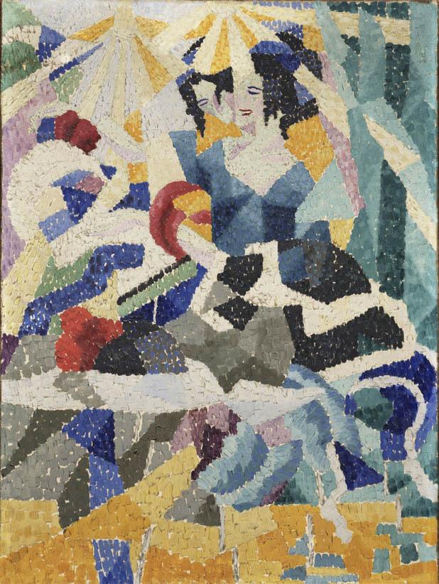 La Modiste (1910-1911)