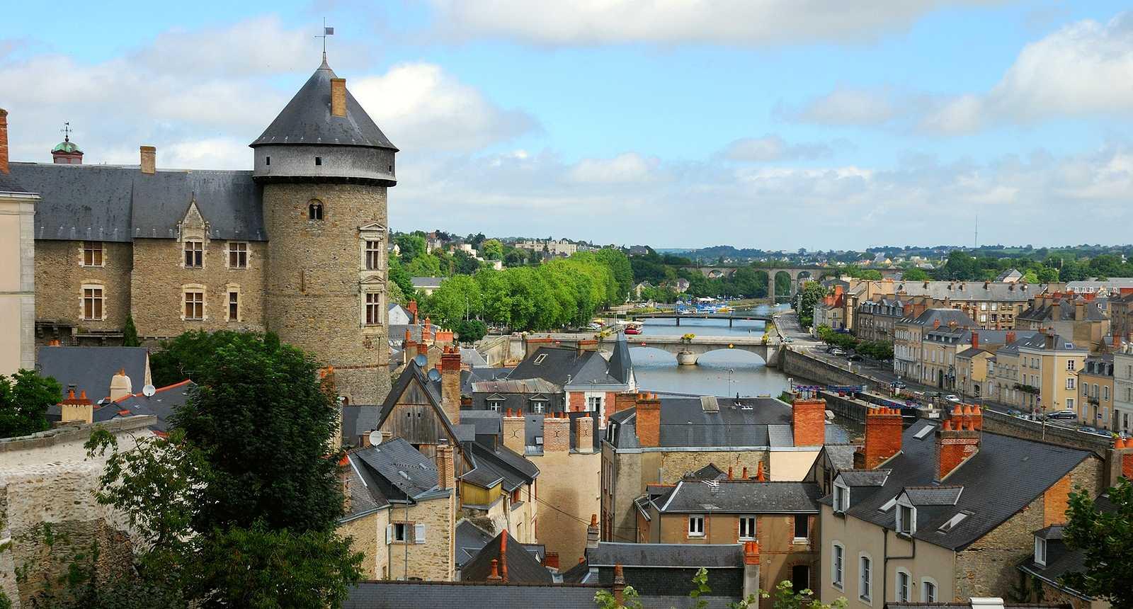 Laval, Mayenne (France)