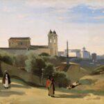 Monte Pincio, Rome (1840-1850)