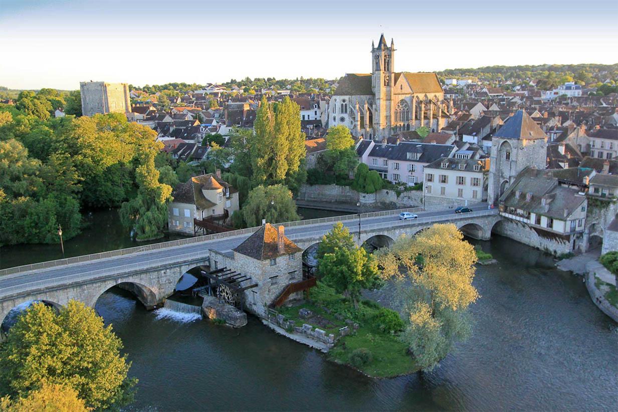 Moret-sur-Loing (France)